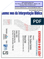 Boletim Informativo IBNV