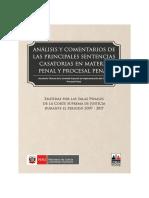 Sentencias Casatorias de la Corte Suprema Perú