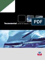 Catalogo Tecnometal CNC