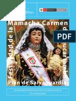 Virgen del Carmen de Paucartambo - Plan de Salvaguardia
