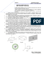 PD Electrostatica Ley de Gauss 2018-I