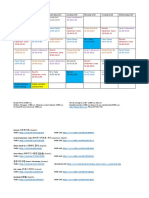 Shinyeong Cinematheque Schedule June 21 June 27