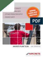Aircrete Plant Scan