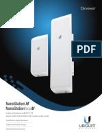 datasheet nanostation M2