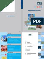 PEB Steel Brochure