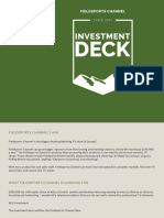 Investment Deck (English)