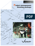 Project management drawing package