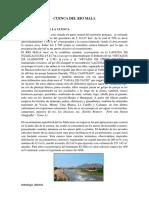Datos Geormorfologicos de Una Cuenca