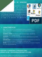 S.Ode Windows y Windows 10