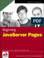[JAVA][Beginning JavaServer Pages]