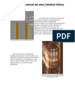 Sistema Estrutural de Uma Catedral G%C3%B3tica