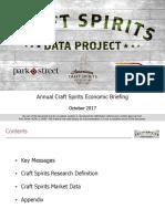 2017 Craft Spirits Data Project