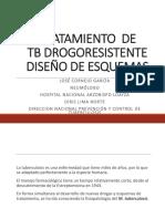 Esquema MDR TBC