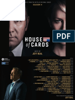 House of cards season 4 booklet