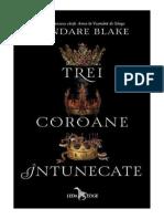 Kendare Blake-Trei Coroane Intunecate