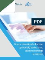 Ghid_RED Resurse educaţionale deschise