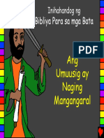 From Persecutor to Preacher Tagalog PDA