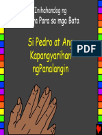 Peter and the Power of Prayer Tagalog PDA