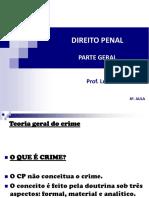 Direito Penal - Teoria Do Crime