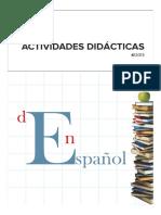 Actividades didácticas_Web