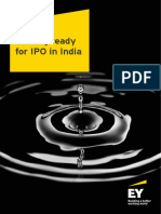 EY Getting Ready for IPO in India