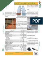 Ficha Técnica Corrocreto