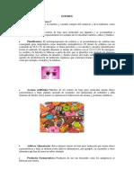 Esteres en La Industria Alimentaria