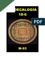M-93 Dodecalogía 18-6