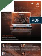 Convite Conferencia Turismo 2.0 - Oportunidades e Desafios para a Madeira