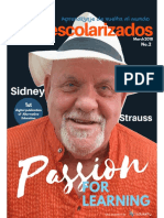 Sidney Strauss Passion for Learning - Desescolarizados