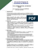 BASES PARA EL EXAMEN NACIONAL DE MEDICINA  (ENAM) .pdf
