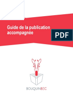 Guide de La Publication Accompagnée