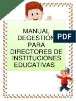 Manual Rol Del Director