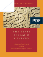 Abū Ḥāmid al-Ghazālī and his Revival of the religious sciences.pdf