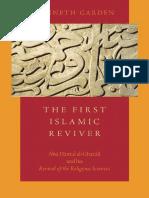 Abū Ḥāmid al-Ghazālī and his Revival of the religious sciences.pdf