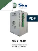 1-Sky342 User Manual