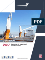 Trans Marina Group - Ship Agency Services
