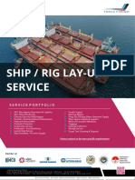 Ship Rig Lay Up Service_Flyer