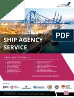 Ship Agency Service_Flyer