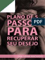 Plano 5 Passos Recuperar Desejo Sexual