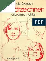 Portraitzeichnen - anatomisch richtig
