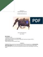 CSI825a++ Manual
