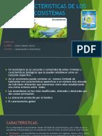 Las Caracteristicas de Los Ecosistemas