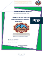 Yaciminto de Minrals (Juan, Ysica,Bacilio)