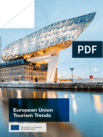 UNWTO Tourism Trends EU 201804