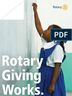 Rotary Giving Works