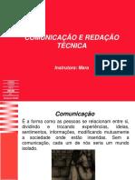 Comunicão e Redação Técnica