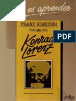 Lorenz, Konrad - Vivir es aprender.pdf
