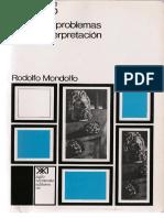 Rodolfo Mondolfo. Heraclito Textos y Problemas de Su Interpretacion