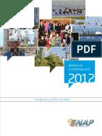 Reporte ENAP 2012